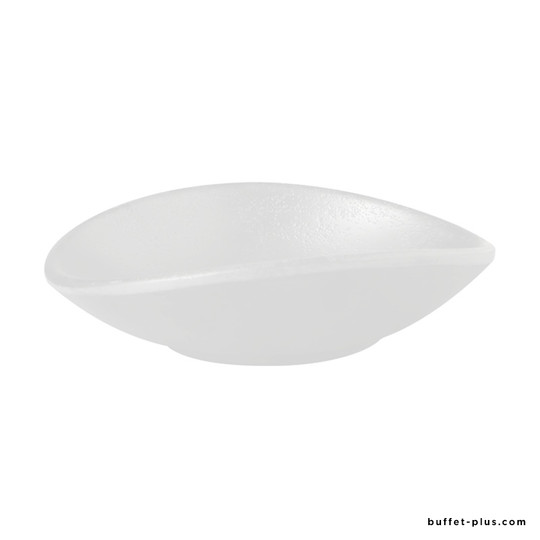 Small melamine oval cup Zen collection