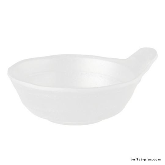 Melamine bowl one handle Zen collection