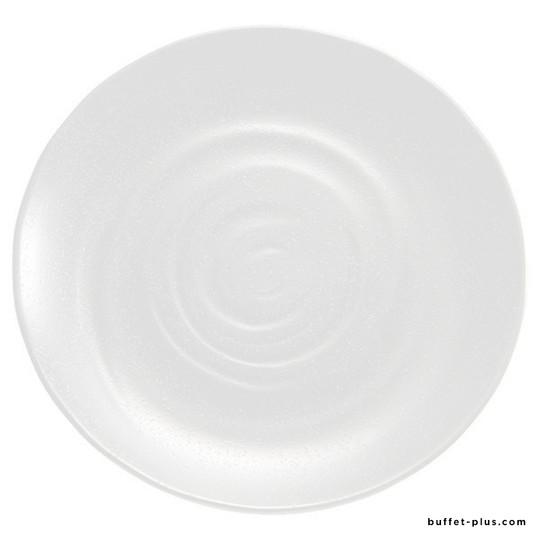 Melamine plate Zen collection