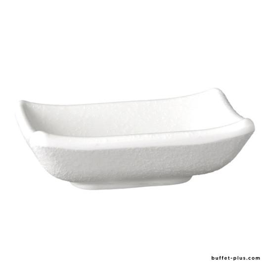 Small melamine rectangular cup Zen collection