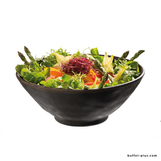 Melamine bowl / salad bowl Marone collection