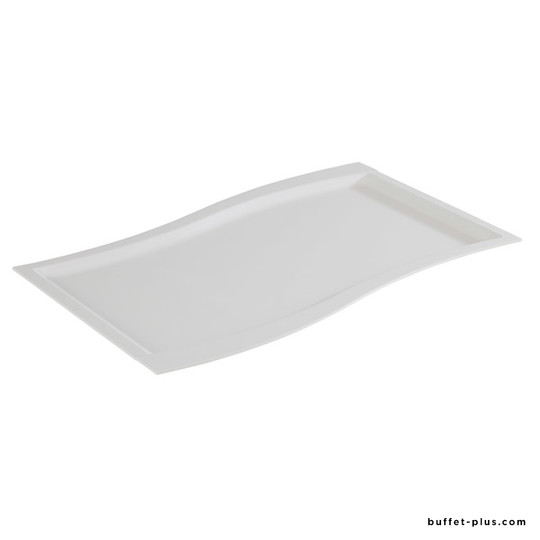 Wave melamine tray GN dimensions Sinus collection