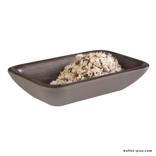 Melamine bowl OAK