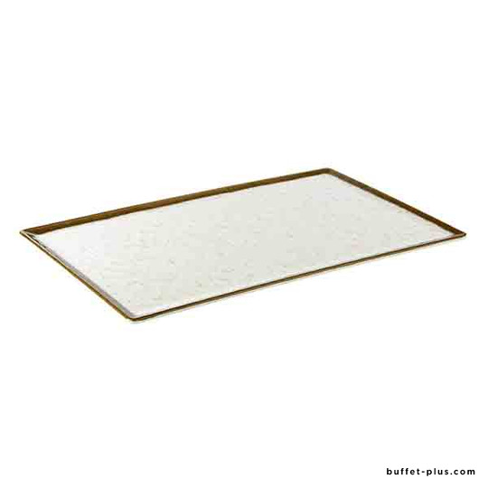 Melamine tray GN dimensions Stone Art collection