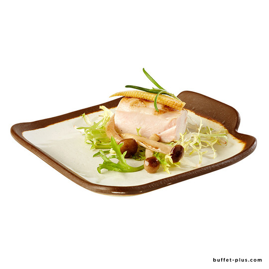Melamine plate / tray Croker collection