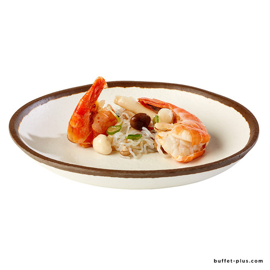 Melamine Plate Croker collection