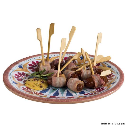 Plates Arabesque