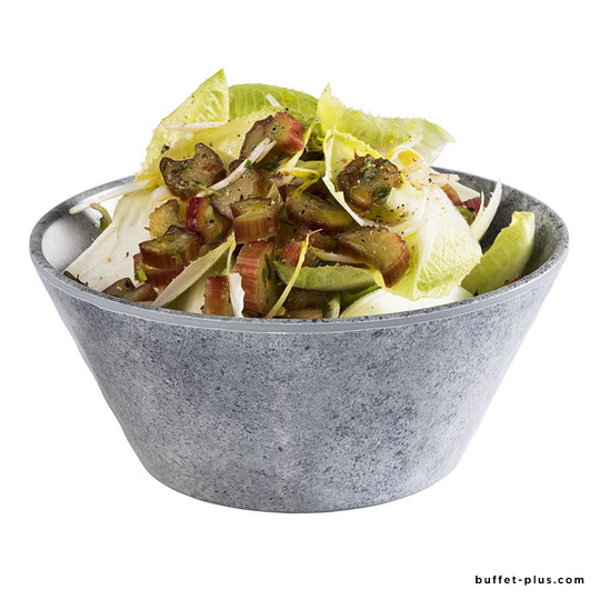 Round salad bowl Element