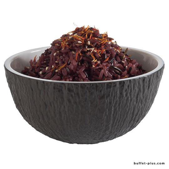 Melamine salad bowl Coconut