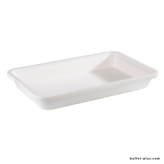White induction GN containers