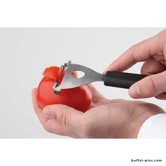 Tomato swivel peeler