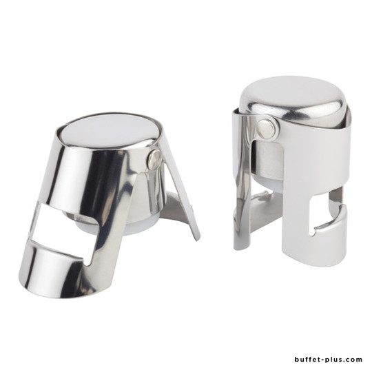 2 pieces wine stoppers