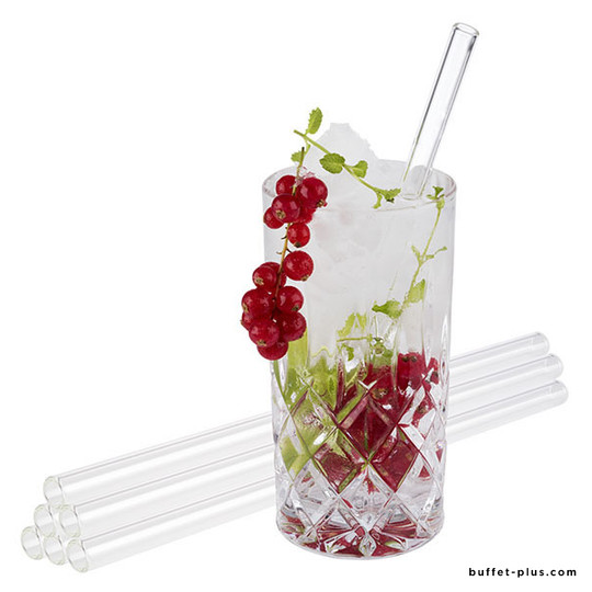 Straws glass
