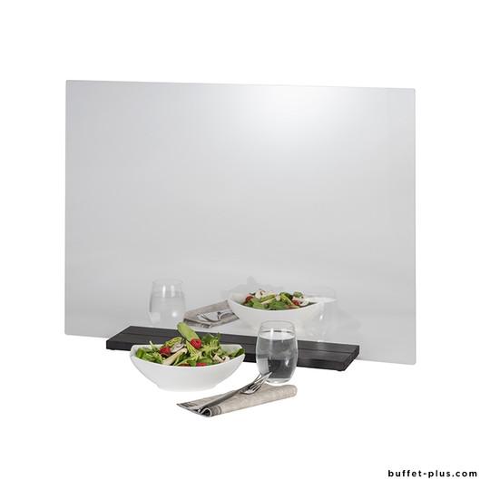 Table plexi glass panel